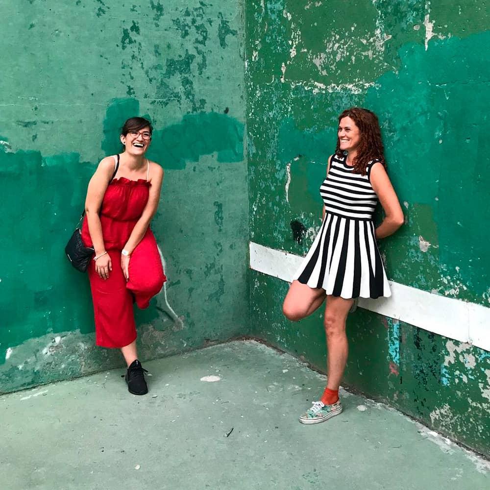 Nosotras - Tania Vegazo/Rut Sanz