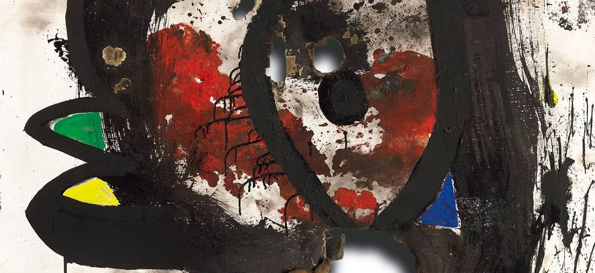 Joan Miró and The Death of Painting