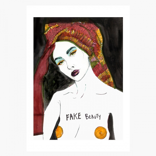 Fake Beauty