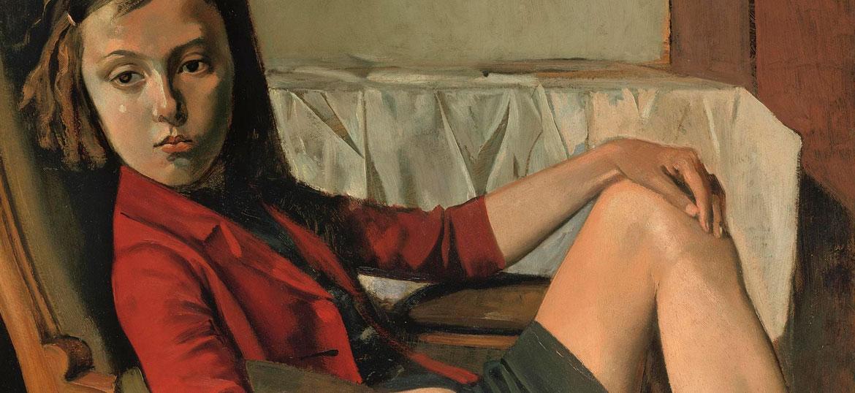 """Reseña sobre la exposición """"Balthus"""" en el Thyssen por Javier Perez Bengochea"""