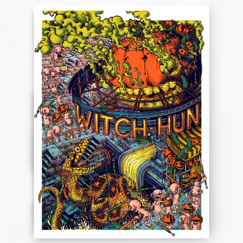 The Witch-Hunt