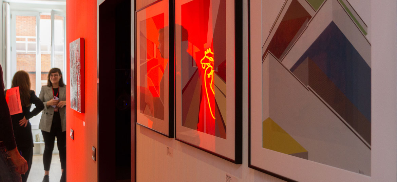 Cadmium @ Hybrid Art Fair 2020