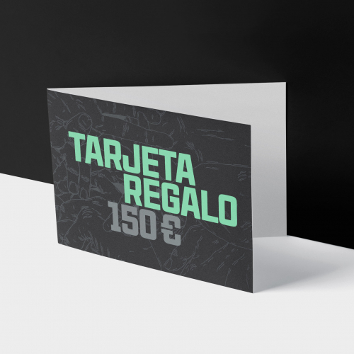 TARJETA REGALO 150