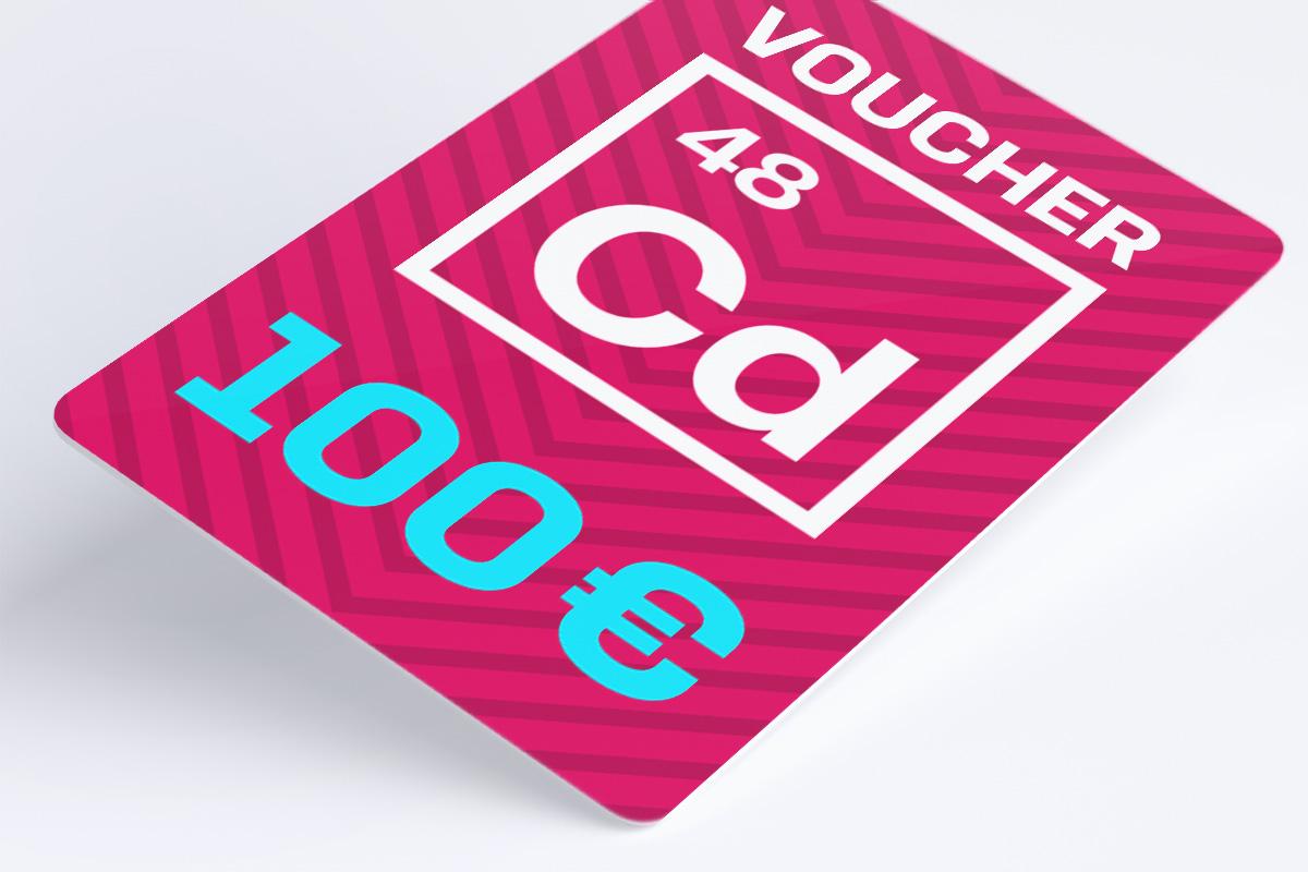 VOUCHER 100