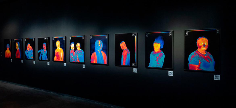 A propósito del color, la exposición más conceptual de Fundación Telefónica